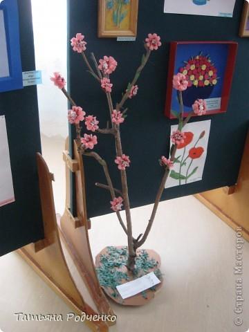 """С приходом весны, СТРАНА!!! Предлагаю вашему вниманию фоторепортаж с выставки в нашей школе. Мы её назвали """"Цветочная феерия"""", и это справедливо, ведь скоро Женский день))) фото 20"""