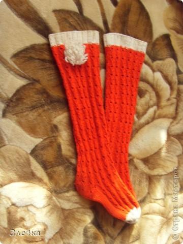 Мои теплые носочки) фото 4
