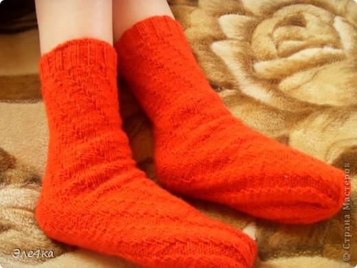 Мои теплые носочки) фото 1