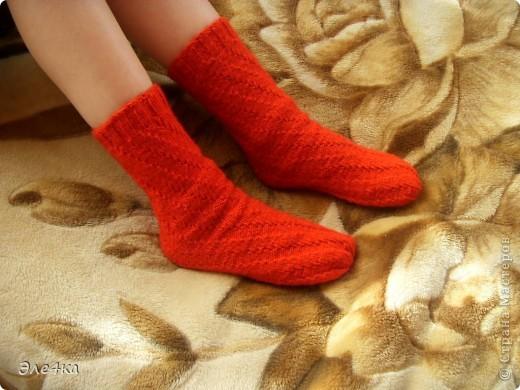 Мои теплые носочки) фото 2