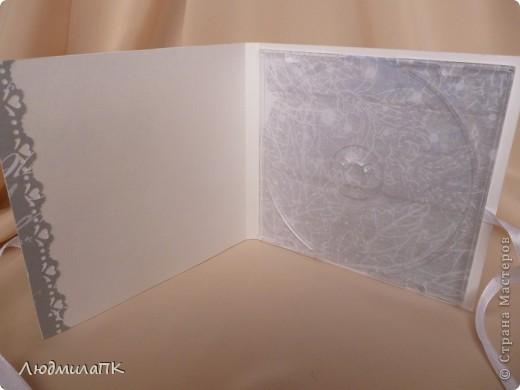 Здравствуйте, дорогие мастерицы! Вот, сделала коробочки для дисков. Идея, конечно, не моя, видела где-то в интернете... А идея такая... фото 2