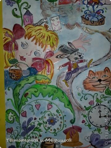 Алиса в стране чудес фото 2