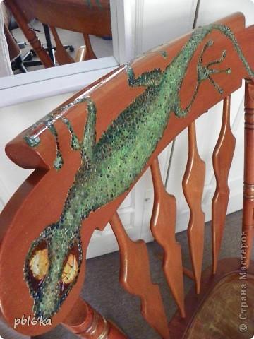 кресло Дракона фото 2