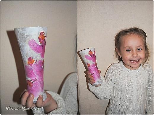 Вазочки для весенних цветов фото 3