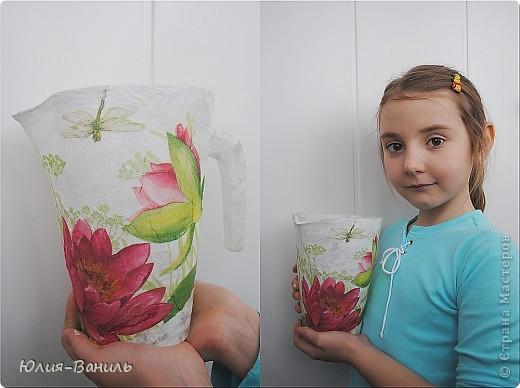 Вазочки для весенних цветов фото 6