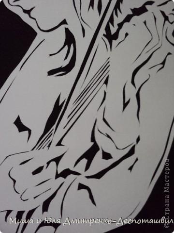 Скрипачка фото 3
