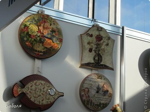В Москве проходила выставка, посвященная рукоделию. Хочу и вам показать некоторые работы. фото 11