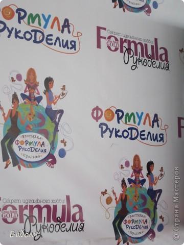 В Москве проходила выставка, посвященная рукоделию. Хочу и вам показать некоторые работы. фото 1
