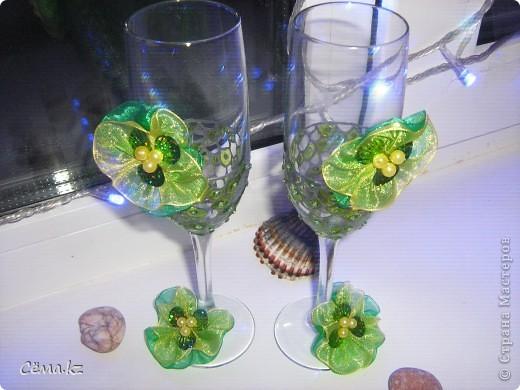 Вот такие вот, зелененькие...)) фото 2