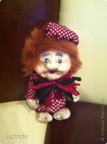 Клоун-Мим фото 1