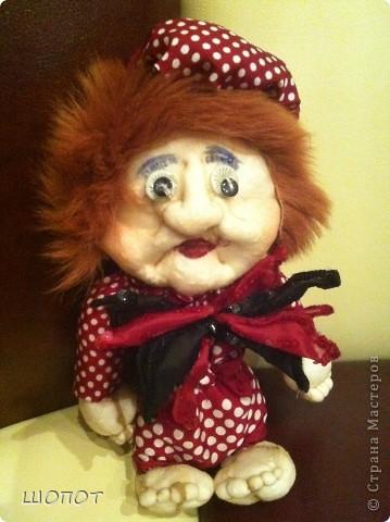 Клоун-Мим фото 2