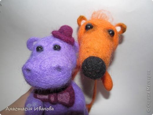Валяла эти игрушки на ярмарку, в которой участвовала моя сестра.  фото 1