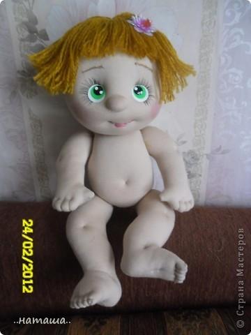 И снова-добрый день или вечер!! Кроме Маняши на этой неделе сделала ещё несколько кукол. Попробую выложить фото.Буду рада, если вам понравятся. фото 2