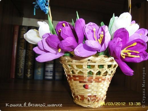 Поздравляю дорогих мастериц с наступающим праздником 8 марта!Желаю много цветов,улыбок и прекрасных работ! фото 2