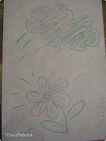"""Приветствую гостей своего блога!! Всем вам очень рада! На днях, попалась мне на глаза одна ссылочка - <a href=""""http://whimsy-girl.blogspot.com/2008/07/cool-chunky-crayons-tutorial.html"""">вот эта</a> - и я поняла, что мимо пройти просто не могу! И вот я вам показываю, чего натворила-наварила (вернее, наплавила), а именно, сделала радужный восковой мел! фото 16"""