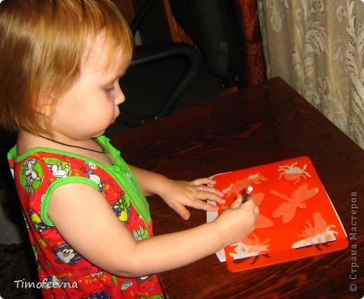 """Приветствую гостей своего блога!! Всем вам очень рада! На днях, попалась мне на глаза одна ссылочка - <a href=""""http://whimsy-girl.blogspot.com/2008/07/cool-chunky-crayons-tutorial.html"""">вот эта</a> - и я поняла, что мимо пройти просто не могу! И вот я вам показываю, чего натворила-наварила (вернее, наплавила), а именно, сделала радужный восковой мел! фото 25"""