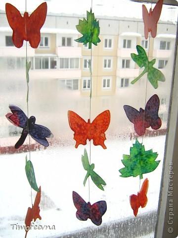 """Приветствую гостей своего блога!! Всем вам очень рада! На днях, попалась мне на глаза одна ссылочка - <a href=""""http://whimsy-girl.blogspot.com/2008/07/cool-chunky-crayons-tutorial.html"""">вот эта</a> - и я поняла, что мимо пройти просто не могу! И вот я вам показываю, чего натворила-наварила (вернее, наплавила), а именно, сделала радужный восковой мел! фото 29"""
