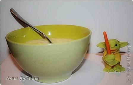 Продолжаю вкусную практику лепки марципановых фигурок на завтрак. фото 2