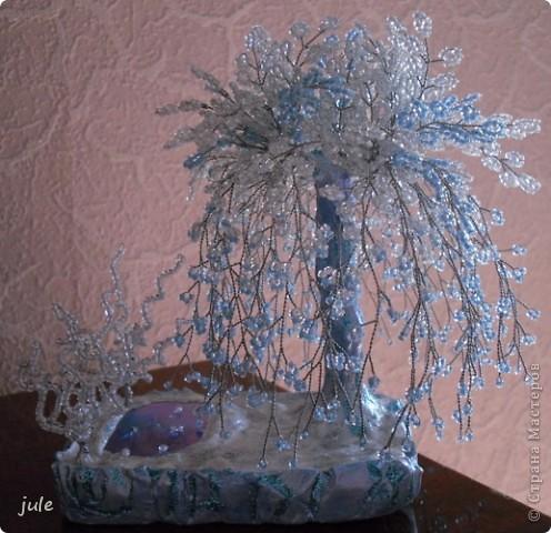 такое деревце получилось в начале весны. мне нравится ))) фото 1