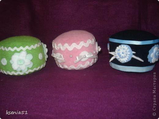Эти игольницы шились для трех чудесных мастериц - Лесечки (ЛЕСЕНОК), Марусечки (Маруся 78) и Светика (КотМяу). фото 1