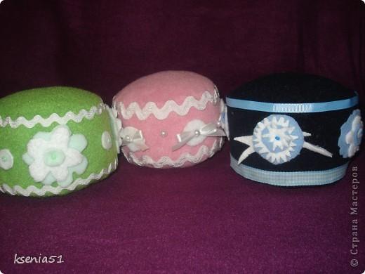 Эти игольницы шились для трех чудесных мастериц - Лесечки (ЛЕСЕНОК), Марусечки (Маруся 78) и Светика (КотМяу). фото 2