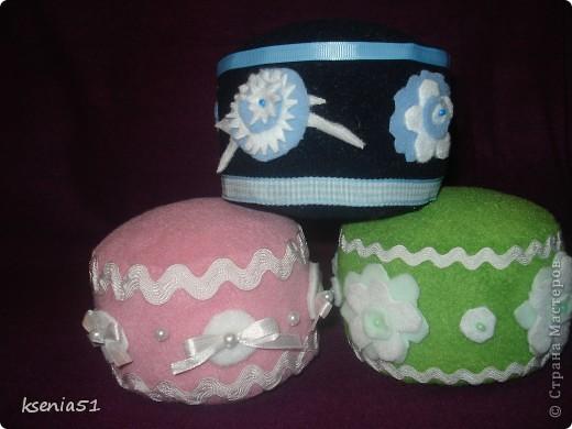 Эти игольницы шились для трех чудесных мастериц - Лесечки (ЛЕСЕНОК), Марусечки (Маруся 78) и Светика (КотМяу). фото 3