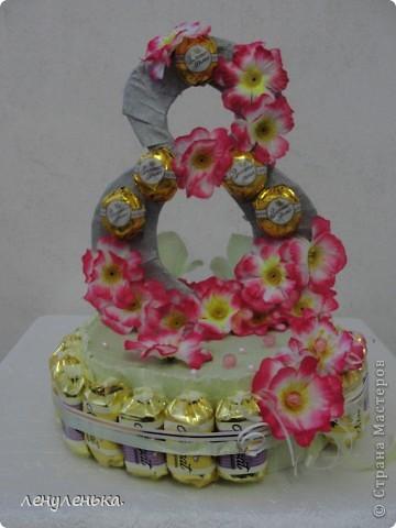 букет из конфет фото 4