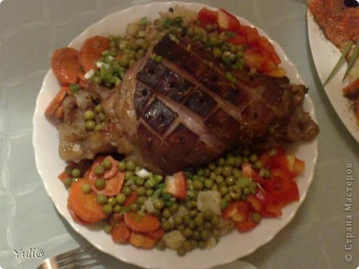 вот такой салатик был на нашем новогоднем столе фото 4