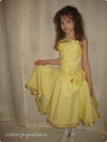 Праздничное платье!!! фото 2