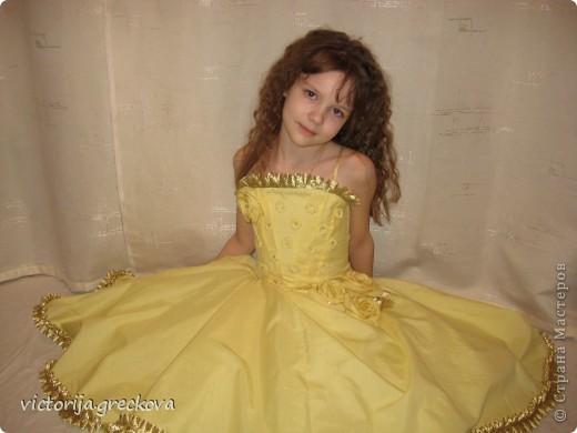 Праздничное платье!!! фото 3