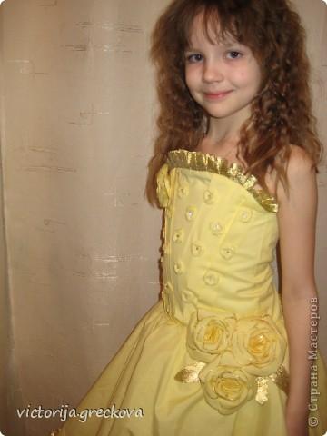 Праздничное платье!!! фото 1
