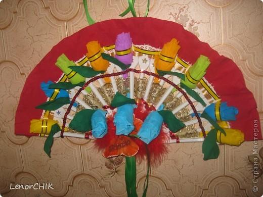 В каждом цветочке вкусная конфетка... фото 3