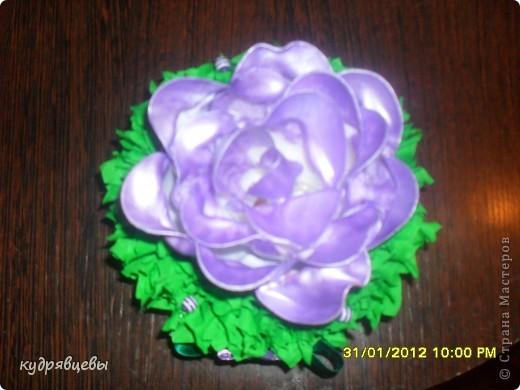 розы из пластмассовых,одноразовых роз. фото 2