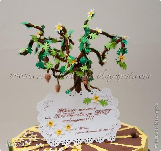 Юбилейный торт фото 7