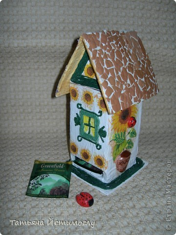 Чайные домики фото 3