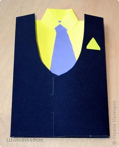 Пиджачок для папы фото 1