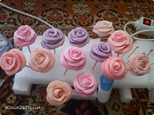 Очередные розы из ХФ фото 4