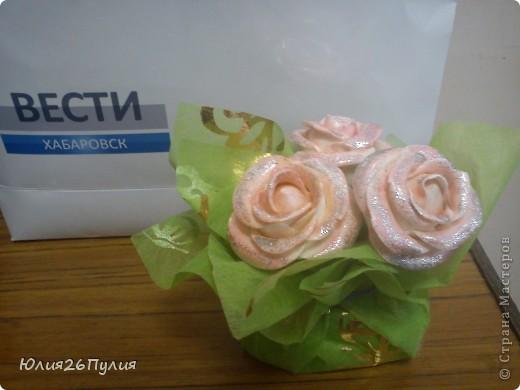 Очередные розы из ХФ фото 1
