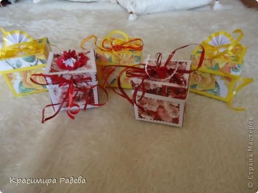 Здравейте на всички в Страна МастероВ.Представям ви някои от подаръците ,които приготвих за колежките за 8 март и рождените им дни. фото 1