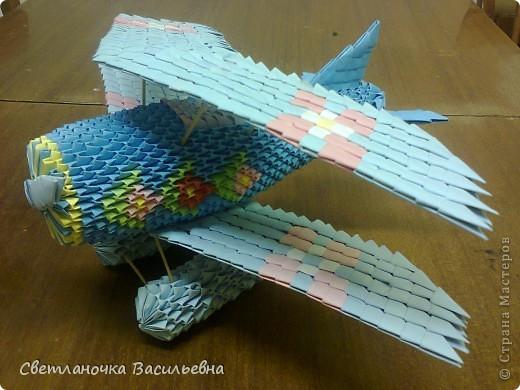 Самолетик фото 1
