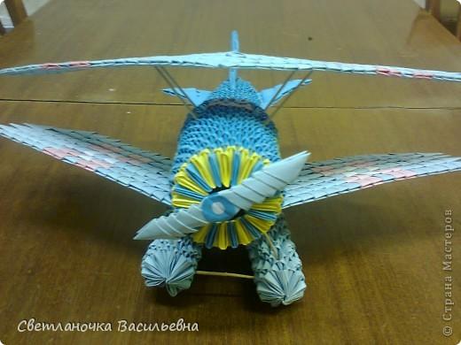 Самолетик фото 2