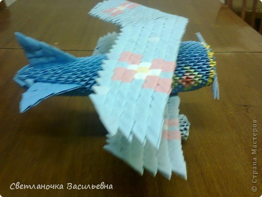 Самолетик фото 3
