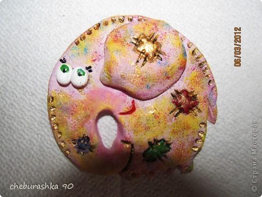 Розовый слон!!! Идея взята с любимой СТРАНЫ!!!!! фото 3