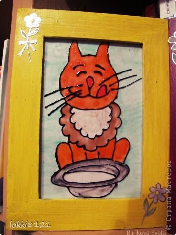 Таких вот котиков сделала подругам на 8 марта. Надеюсь, останутся довольны:) К сожалению, идея не моя. фото 4