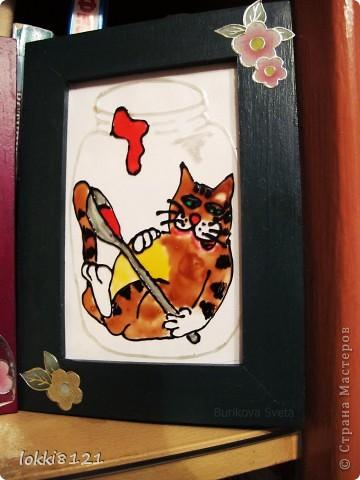 Таких вот котиков сделала подругам на 8 марта. Надеюсь, останутся довольны:) К сожалению, идея не моя. фото 2
