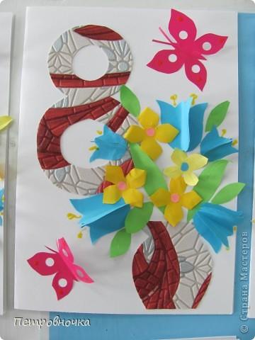 Дорогие мои Мастерицы! Поздравляю Вас всех с праздником Весны! Желаю счастья, здоровья, любви, творческого вдохновения и новых идей! фото 16