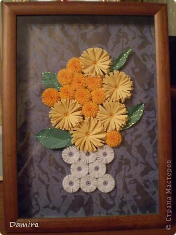 Снова цветы) Понравилось мне их делать) фото 3