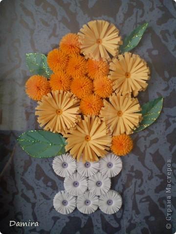 Снова цветы) Понравилось мне их делать) фото 1