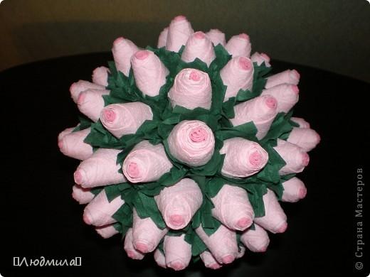 Моё первое розовое деревце=) фото 2