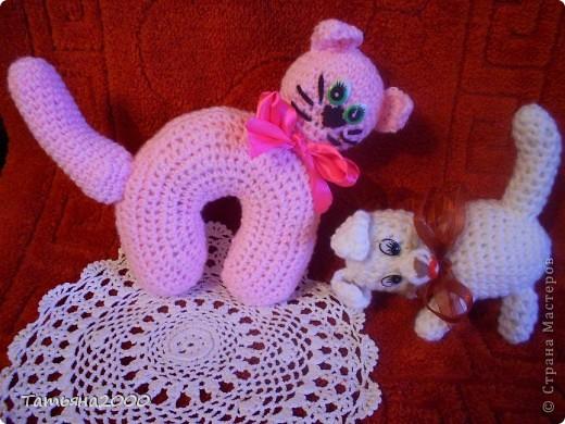 Розовая Киса фото 2